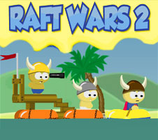 Action - Raft Wars 2